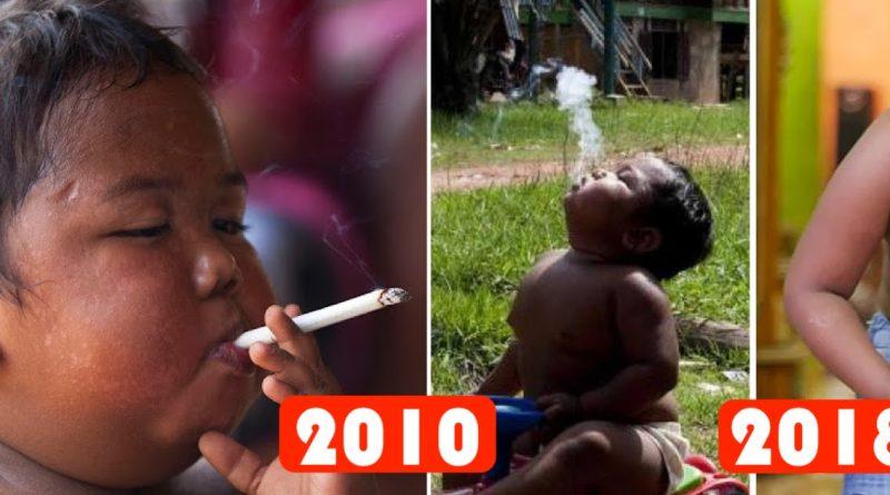 C Est Ainsi Que L Enfant Qui Fume 40 Cigarettes Par Jour Ressemble Aujourd Hui Soyons Ados